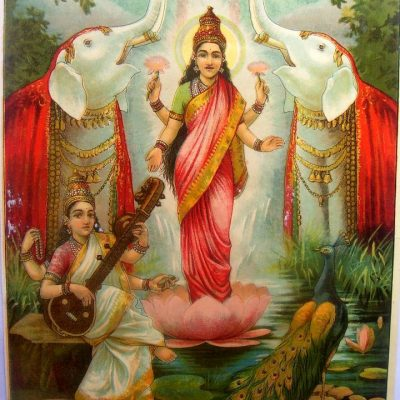 Lakshmi Invocation for Beauty and Wealth