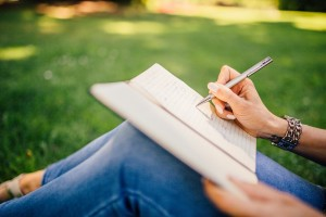 Journal Ritual to Release Jealousy