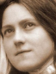 """You Don't Have to be a Spiritual Superstar--St. Therese and her """"Little Way"""" by Tess Whitehurst"""