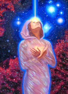 Are you from outer space? -- 5 signs you're an incarnated star person by Tess Whitehurst